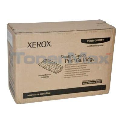 XEROX PHASER 3635MFP PRINT CART BLACK 5K